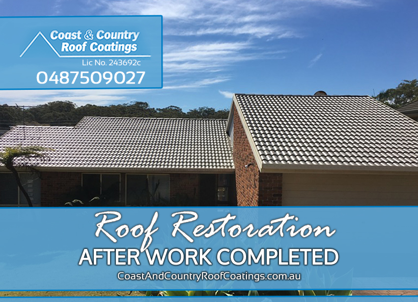 Roof Restoration Newcaste, Hunter valley, Port Stephens, Raymond Terrace, Maitland and the Hunter Valley