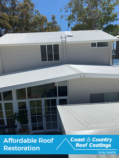 Affordable Roof Restoration Raymond Terrace & Port Stephens